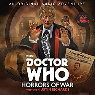 Couverture de Doctor Who: Horrors of War
