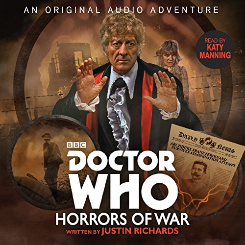 Doctor Who: Horrors of War cover art
