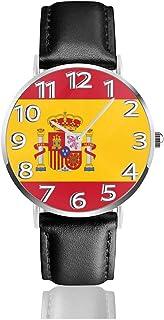 Reloj de Pulsera Reloj de Cuarzo Casual clásico con Bandera de ...