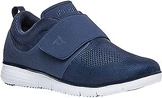 Propet Men's TravelFit Strap Loafers & Oxy Cleaner Bundle
