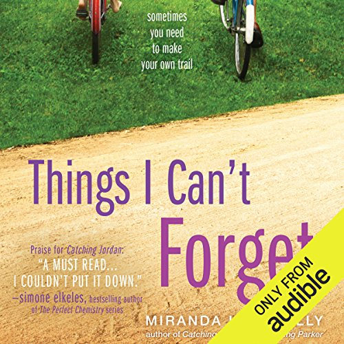 Things I Can't Forget audiobook cover art