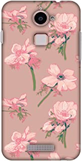 Coolpad Note 3 Lite Case, Premium Handcrafted Designer Hard Shell Snap On Case Shockproof Printed Back Cover for Coolpad Note 3 Lite - Floral Beauty