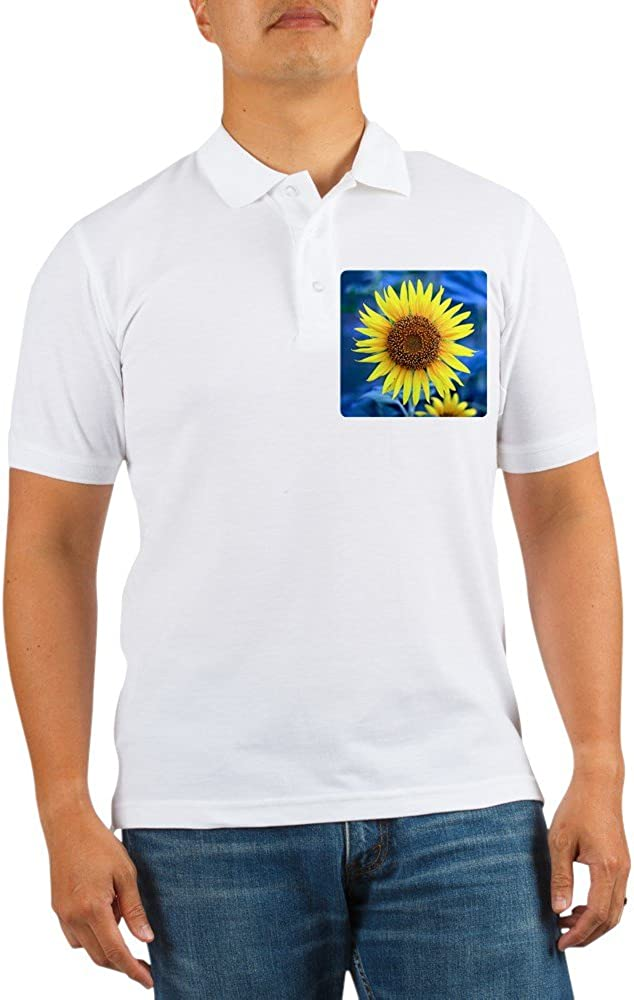Royal Lion Golf Young Ranking Max 61% OFF TOP2 Sunflower Shirt