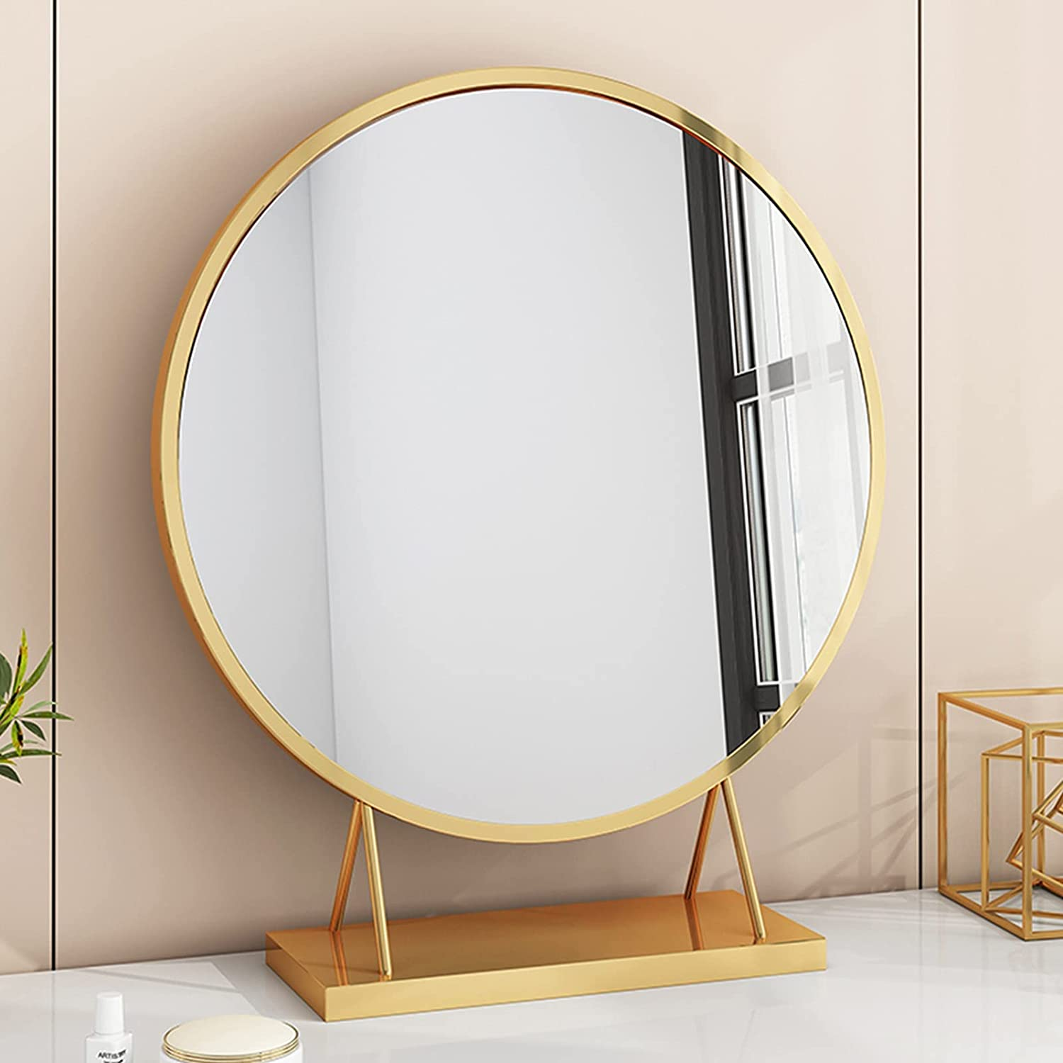 Trust Makeup Max 66% OFF Mirror Vanity fold Magnifica Mounted
