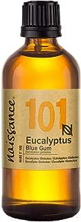 Naissance Eukalyptusöl Eucalyptus Globulus Nr. 101 100ml 100% naturreines ätherisches Öl