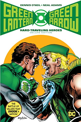 Green Lantern/Green Arrow: Hard Travelin' Heroes Deluxe Edition