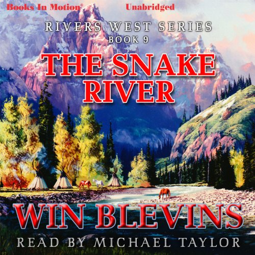 The Snake River audiobook cover art