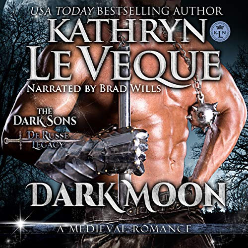 Couverture de Dark Moon