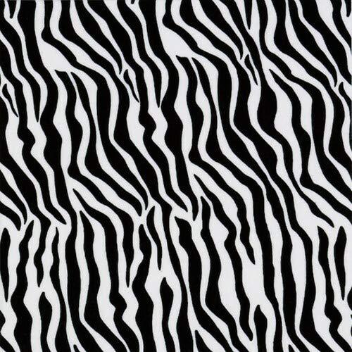 20 Servietten Zebramuster/Tiere/Afrika/Zebra 33x33cm