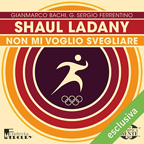 Shaul Ladany. Non mi voglio svegliare copertina