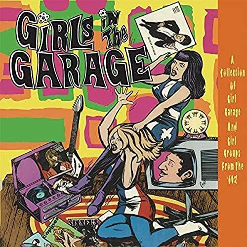 Girls In The Garage Volumes 7-12