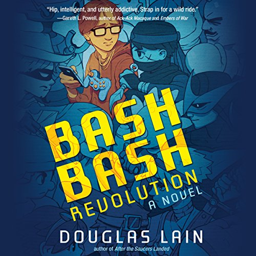 Bash Bash Revolution audiobook cover art