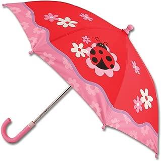 Stephen Joseph Little Girls' Umbrella, Ladybug