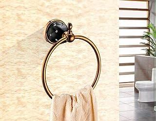 Shower Shelves Bathroom Towel Ring Towel Rack Stainless Steel Towel Ring Round Towel Rack Hardware Pendant Storage Rack