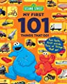 Sesame Street My First 101 Things That Go (Sesame Street's My First 101 Things) by Sky Pony