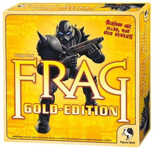 Pegasus Spiele 51810G - Frag: Das Brettspiel