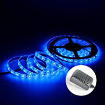 Amazon Com Blue Led Strip Lights