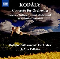 Kodaly: Concerto for Orchestra