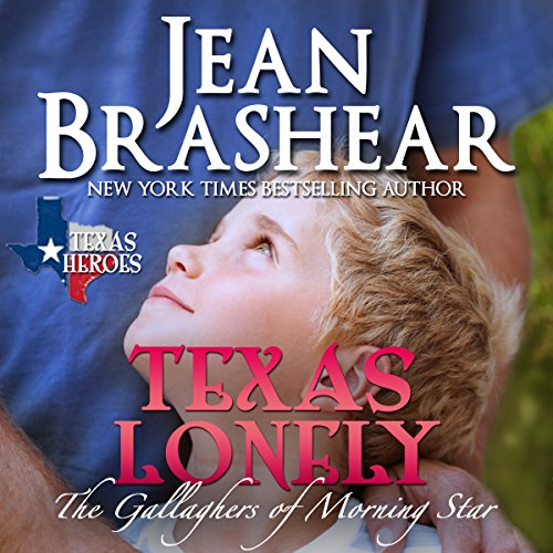 Texas Lonely audiobook cover art