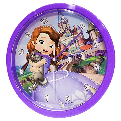 Disney Reloj Pared Princesa Sofia