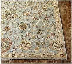 Wallard Design Devlin Traditional Persian Handmade 100% Woollen Rugs & Carpets (8'x10')