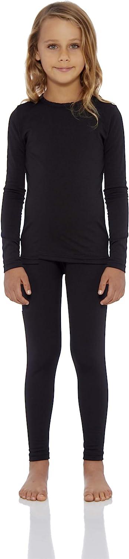 Rocky Thermal Underwear for Girls (Thermal Long Johns Set) Shirt & Pants, Base Layer w/Leggings/Bottoms Ski/Extreme Cold
