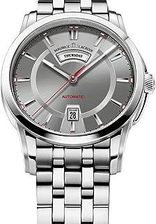 Maurice Lacroix Pontos Automatic Movement Silver Dial Men's Watch PT6158-SS002-231-1