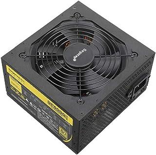 مزود طاقة لالعاب الفيديو للكمبيوتر ايه تي اكس 600 واط GP700G من دوكولر، مزود بتصحيح معامل طاقة نشط 12 فولت بشهادة 80 بلس ج...