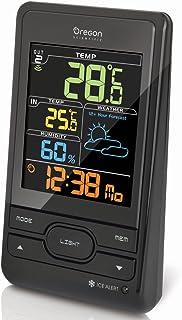 Oregon Scientific BAR206–Estación meteorológica inalámbrica Pantalla a Color