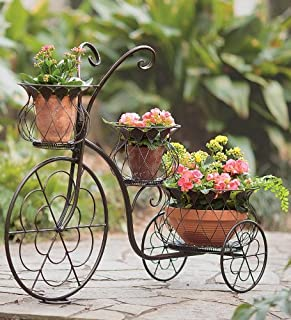 Best tricycle flower planter Reviews