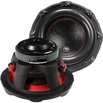 "Audiopipe TSCVR10 10/""  Woofer 600W Max 4 Ohm DVC"