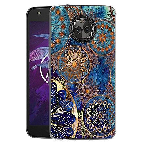 FoneExpert® Motorola Moto X4 Tasche, Ultra dünn TPU Gel Hülle Silikon Case Cover Hüllen Schutzhülle Für Motorola Moto X4