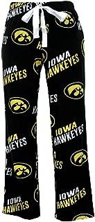 Concepts Sport University of Iowa Hawkeyes Ladies Wildcard Pajama Pants