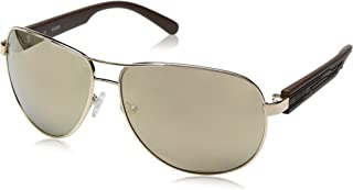 Guess Men's Sunglasses GU6675 Gu6675-6432c, Gold