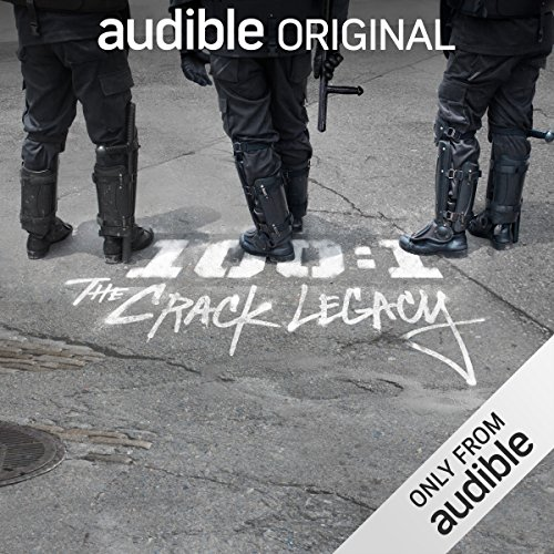 100:1 The Crack Legacy audiobook cover art