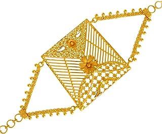 P. C. Chandra Jewellers 22KT Yellow Gold Bracelet for Women