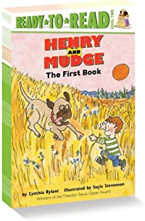Henry and Mudge Ready-to-Read Value Pack: Henry and Mudge; Henry and Mudge and Annie's Good Move; Henry and Mudge in the G...