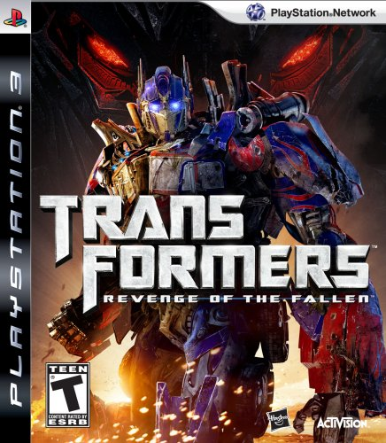 Transformers: Revenge of the Fallen - Playstation 3 by Activision