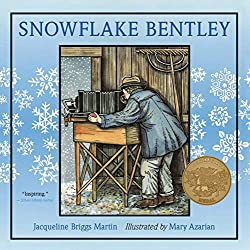 Literature unit study for Snowflake Bentley