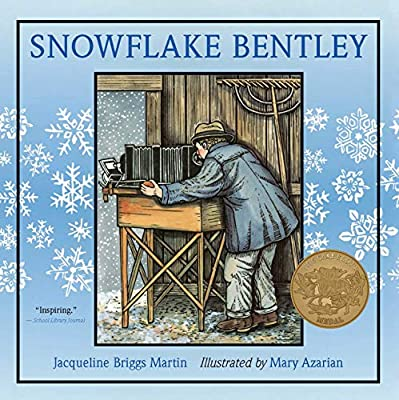 A beautiful tale of a man, snowflakes, photography and having a passion. Snowflake Bentley