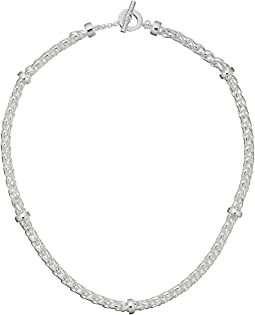 "LAUREN Ralph Lauren 18"" Braided Chain Necklace"