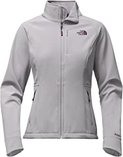 The North Face Women's Apex Bionic Jacket Metallic Silver...