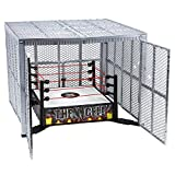 WWE Wrestling Superstar Rings The Cell Action Figure Playset [2015]