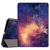 Fintie Slimshell Case for iPad Mini 3/2/1 - Lightweight Smart Stand Cover with Premium PU Leather Back Protector for iPad Mini 1/Mini 2/Mini 3 (Auto Wake/Sleep), Galaxy