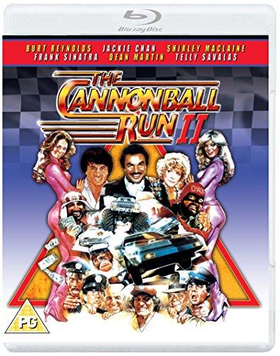 The Cannonball Run II (2 Blu-Ray) [Edizione: Regno Unito] [Import]