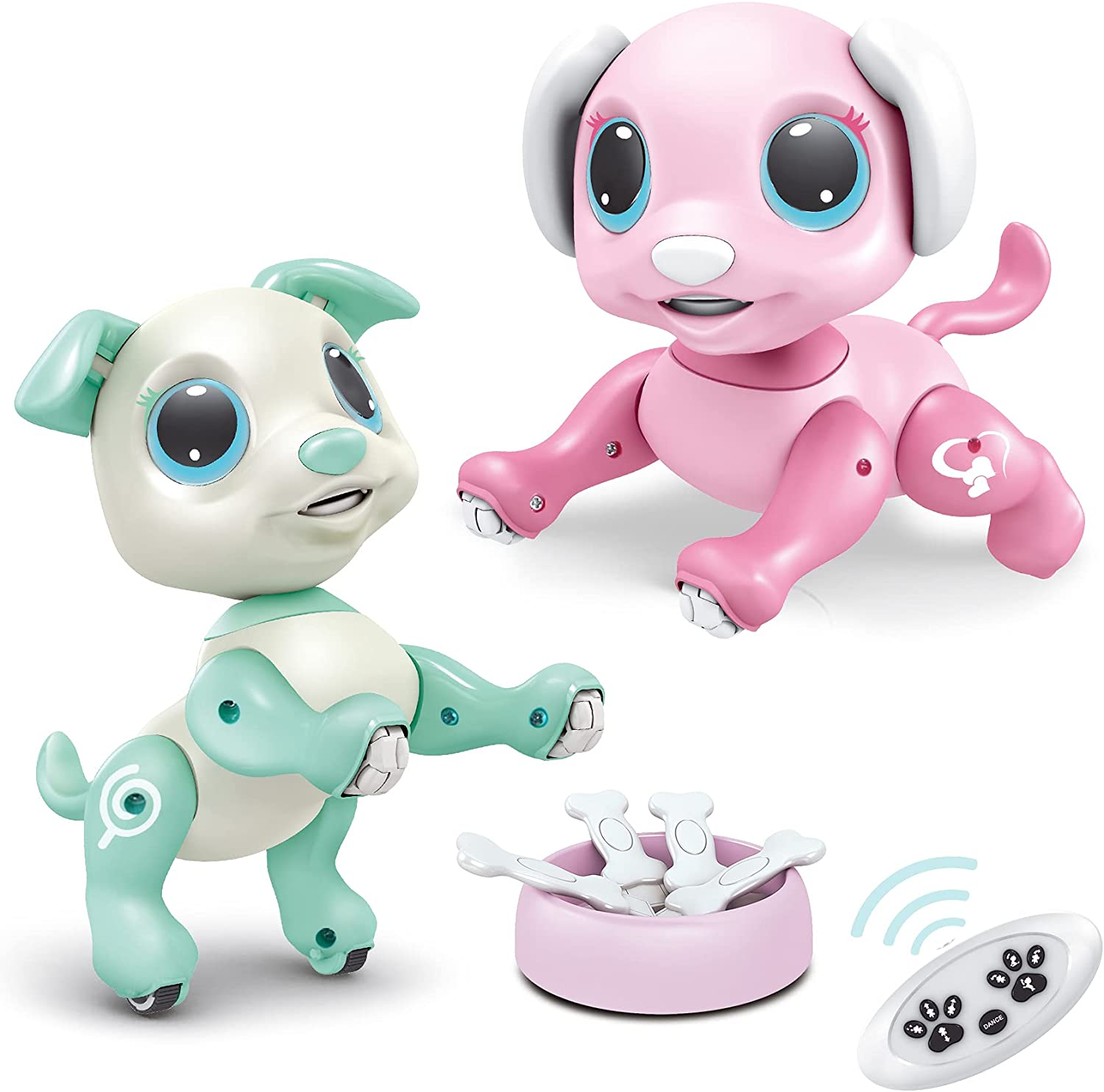 BIRANCO. Remote Control Puppy Time sale for Kids Smart - A surprise price is realized RC Interactive Ro
