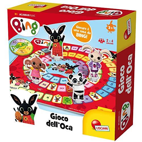 Lisciani Giochi 75850 Bing Gioco dell'Oca