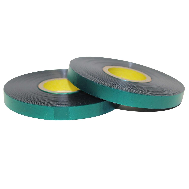 RayLynn Products Vinyl Garden Stretch Tie Tape (2 Rolls 1/2