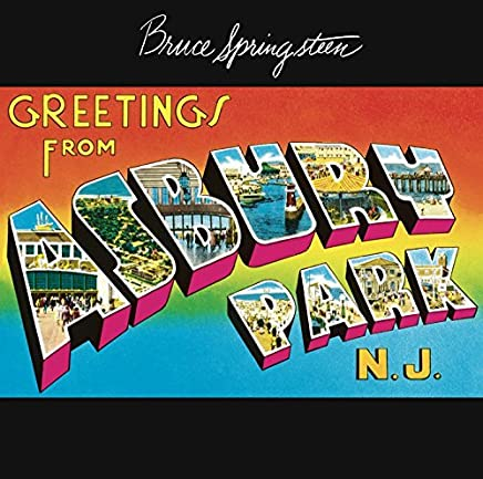 Greetings From Asbury Park, N.J. by Bruce Springsteen (2015-07-29)