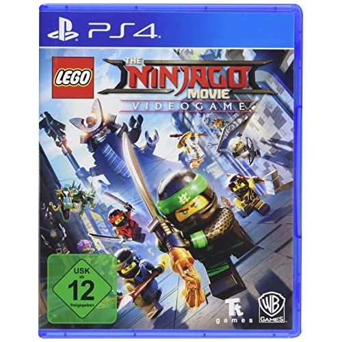 The LEGO NINJAGO Movie Videogame - PlayStation 4 [Edizione: Germania]